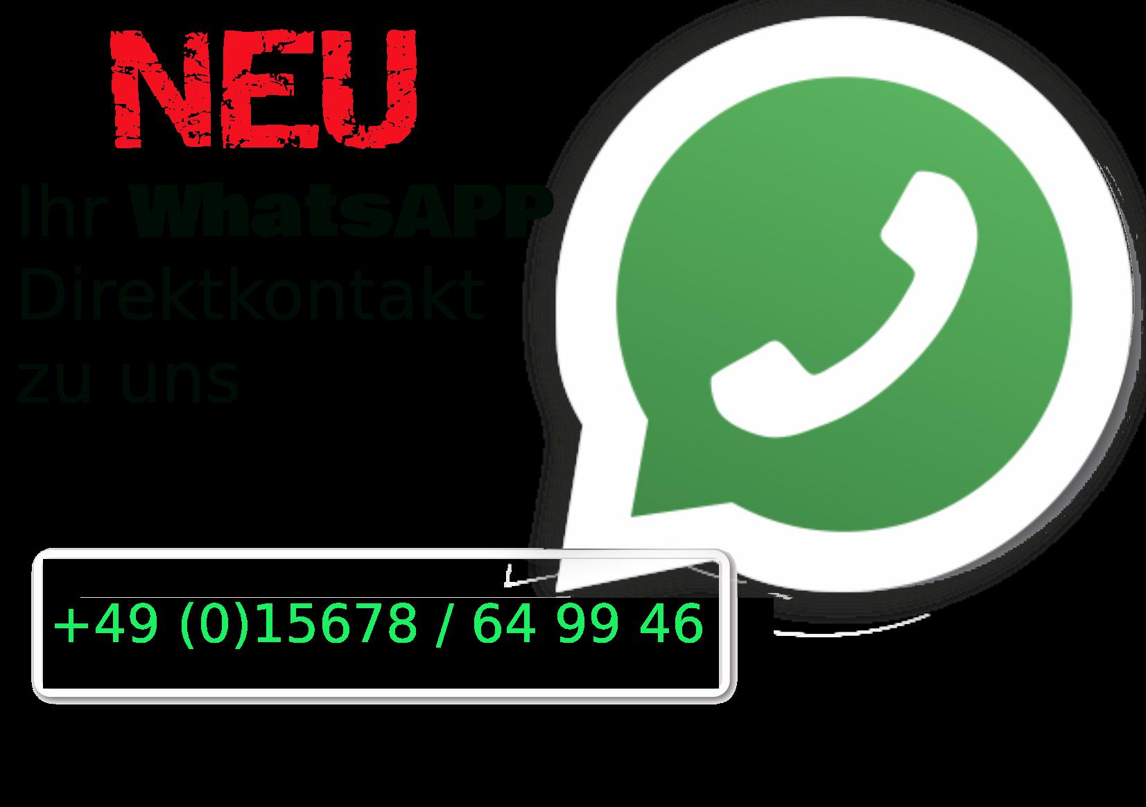 WhatsAPP Direktkontakt