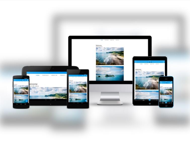 Wir erstellen Ihre Webseite
