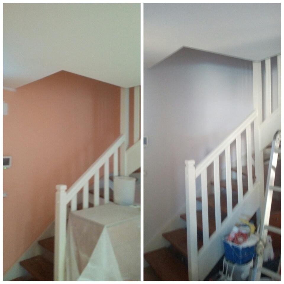 Mise En Peinture D Une Cage D Escalier Site De