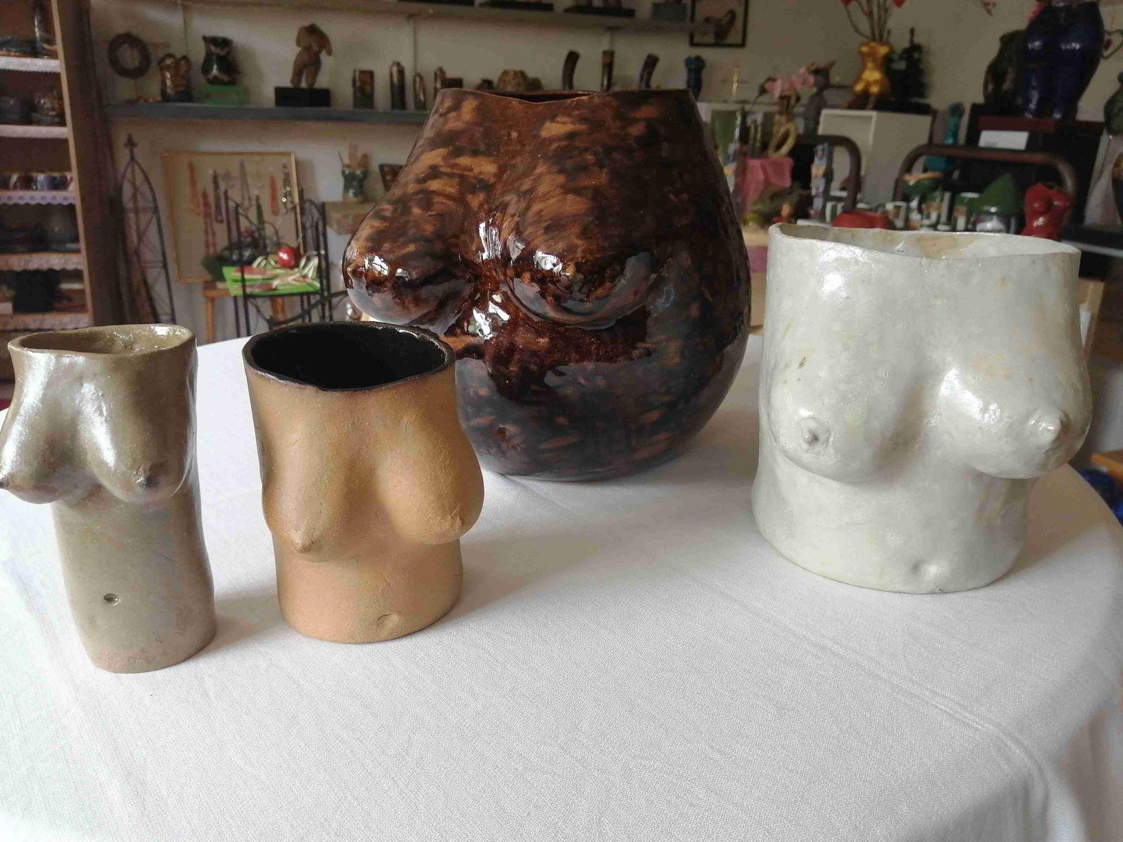 Körperkult - Vasen/Behälter