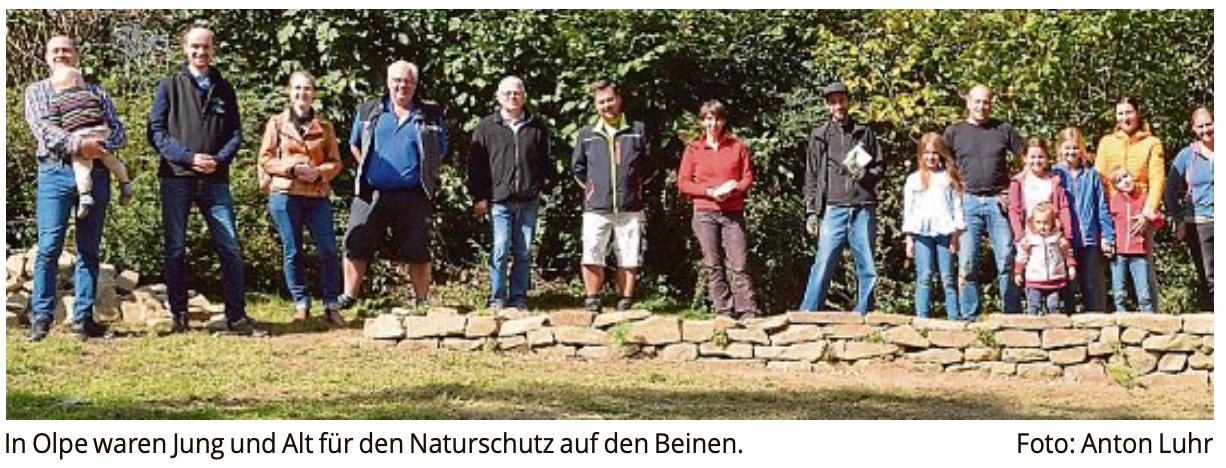Artikel über Pflanzaktion im Kölner Stadtanzeiger