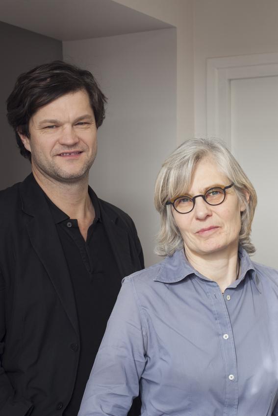 Sandrine Cabut et Marc Lévêque