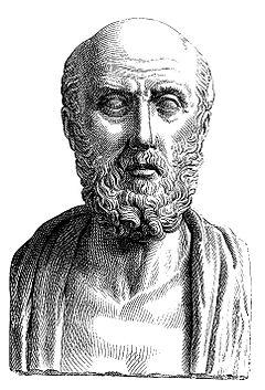 Hippocrate (460-370)