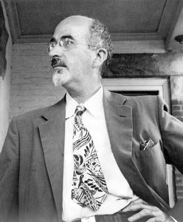 Walter Freeman - Aout 1952