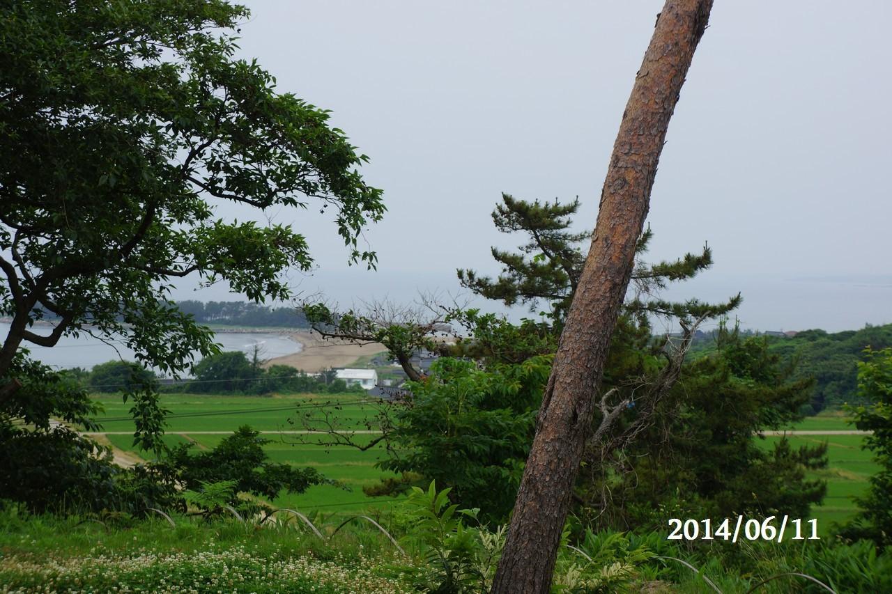 6月11日:日本海のうつろい
