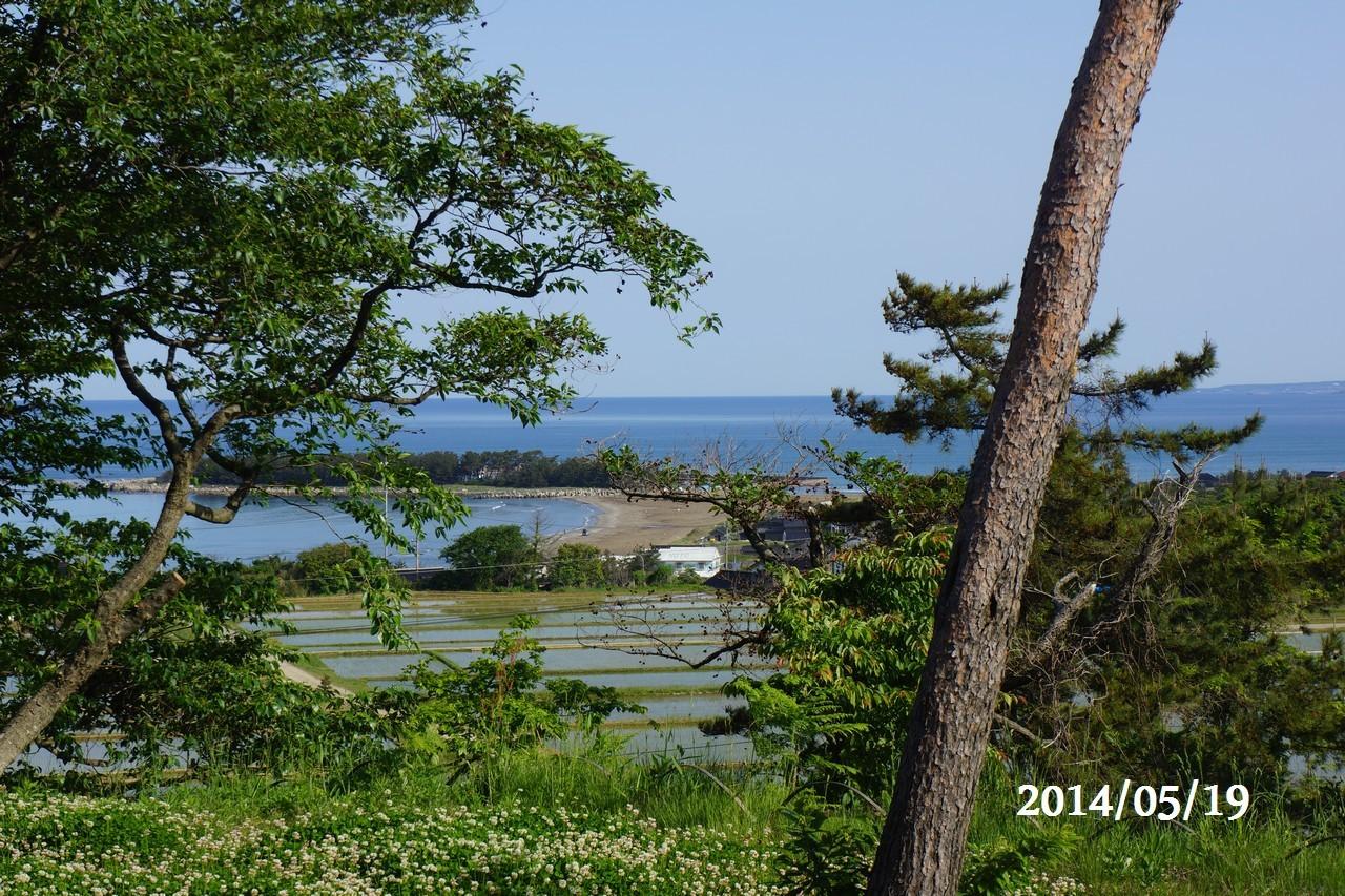 5月19日:日本海のうつろい