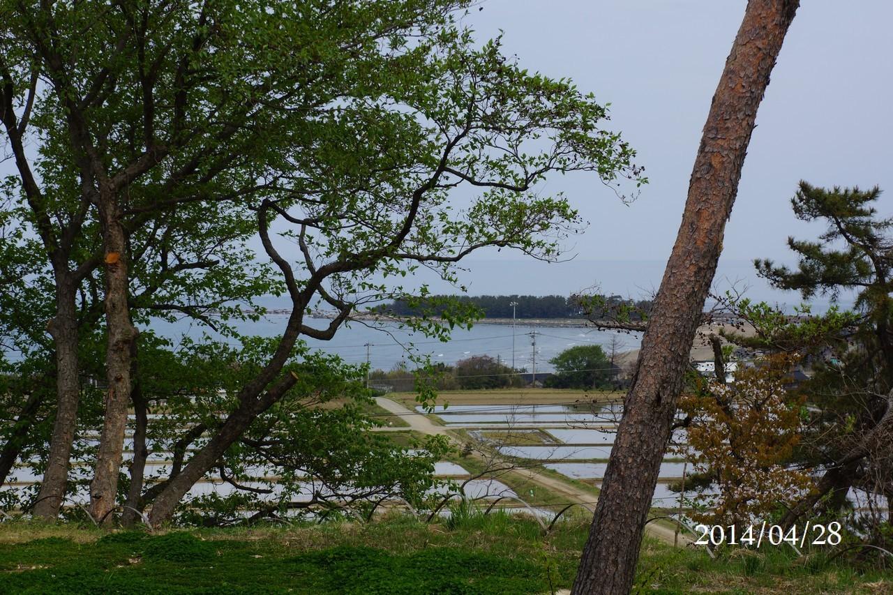 4月28日:日本海のうつろい