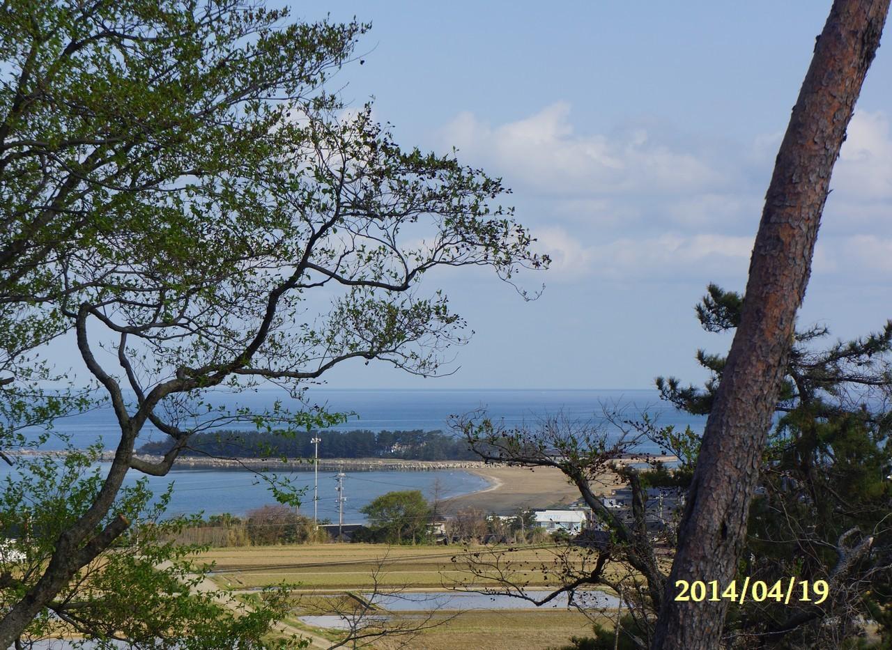 4月19日:日本海のうつろい