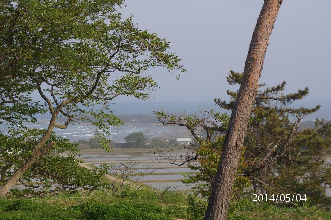 5月4日:日本海のうつろい