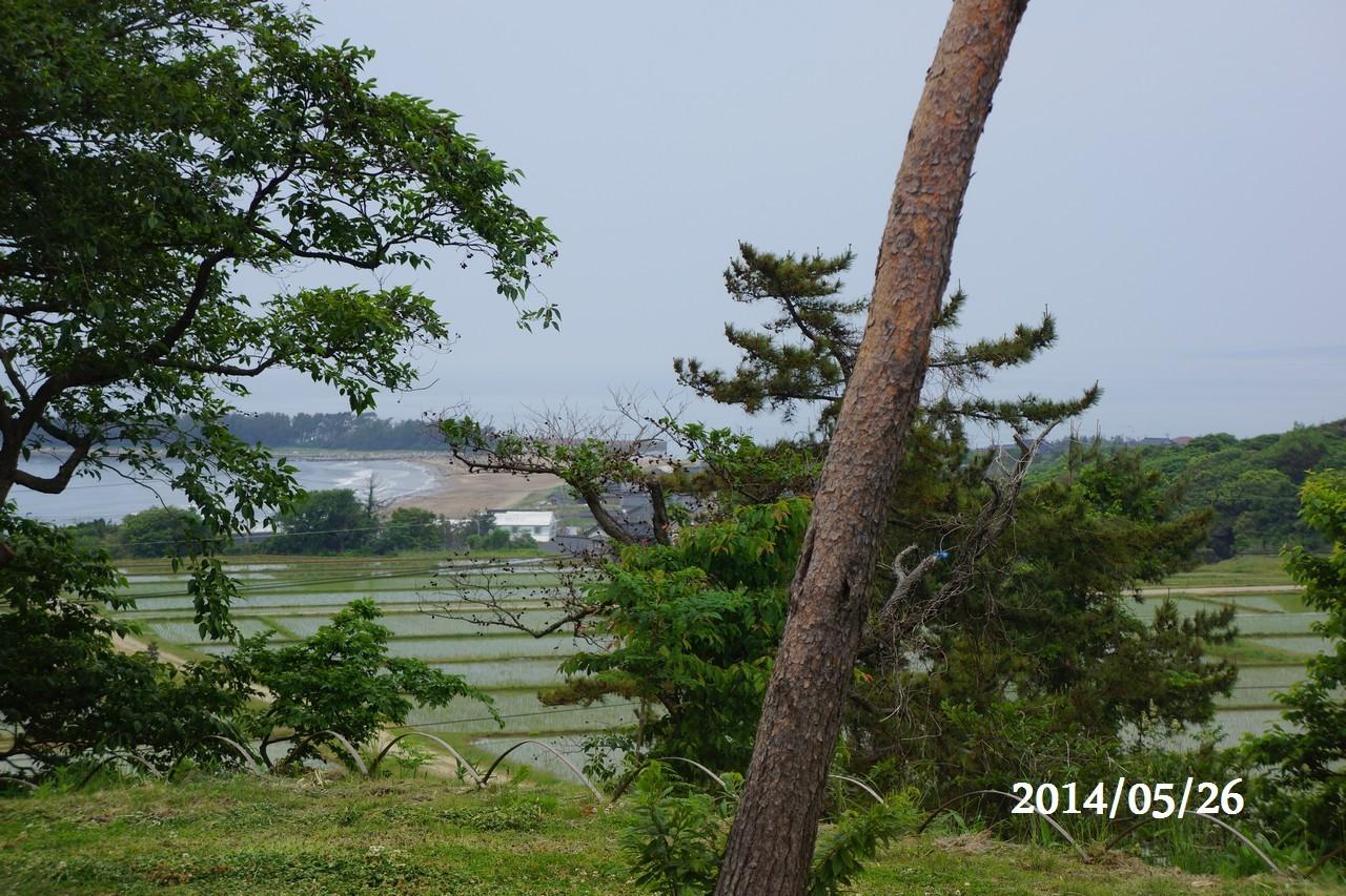 5月26日:日本海のうつろい