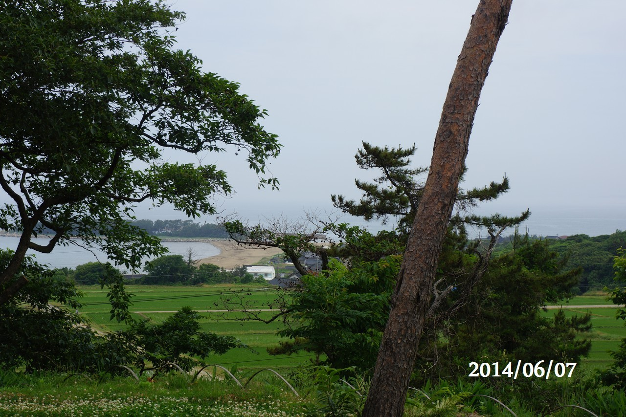 6月7日:日本海のうつろい