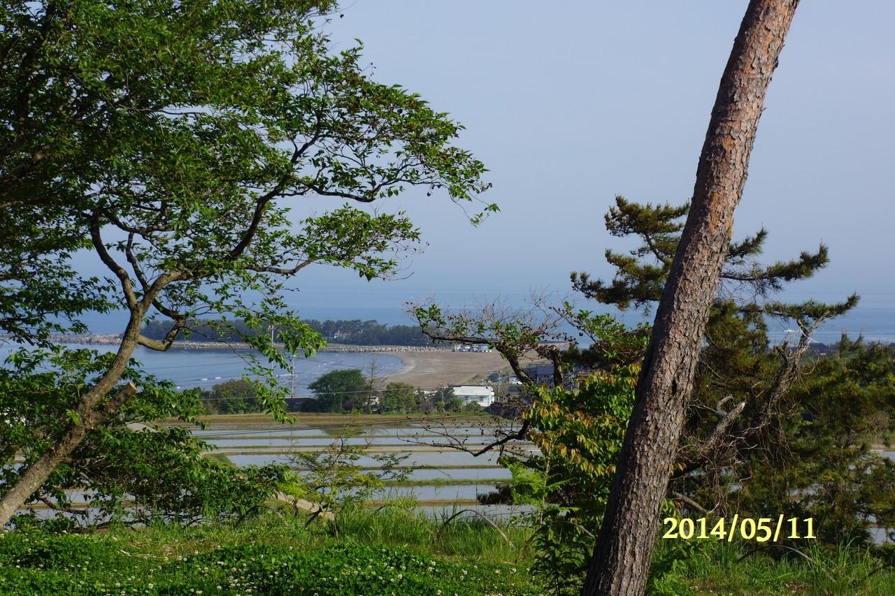 5月11日:日本海のうつろい