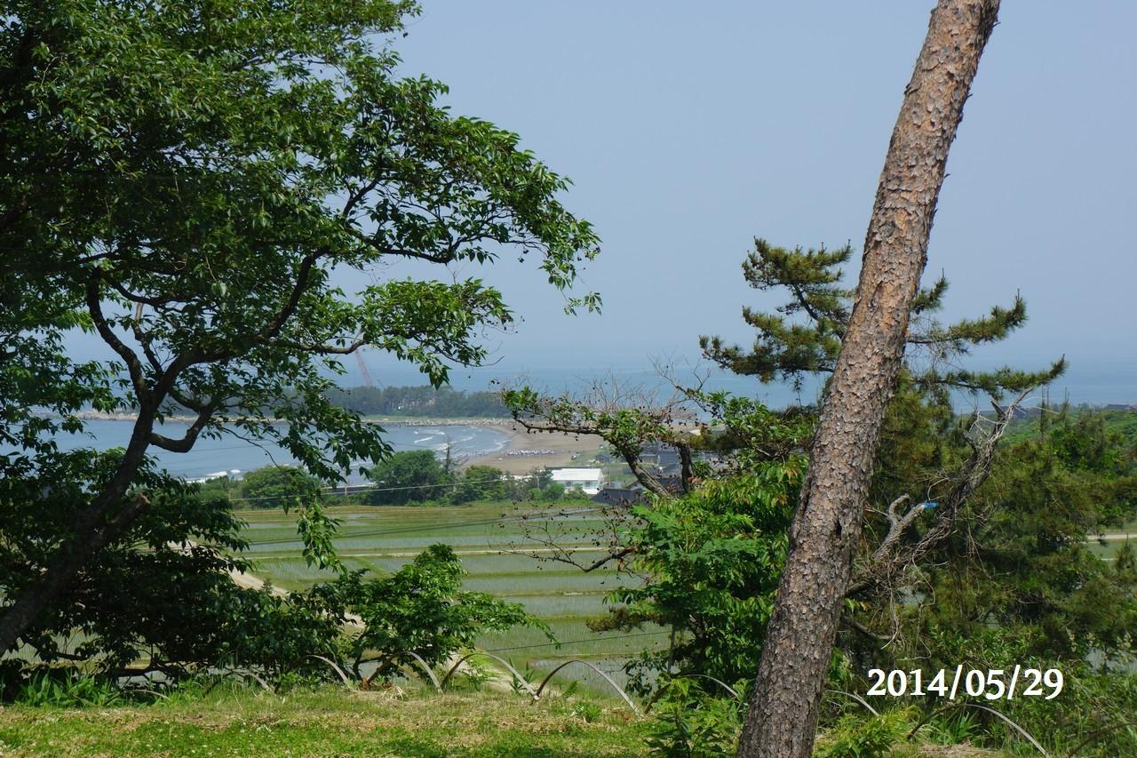 5月29日:日本海のうつろい