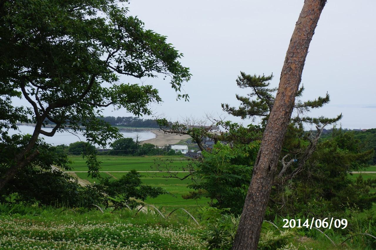 6月9日:日本海のうつろい