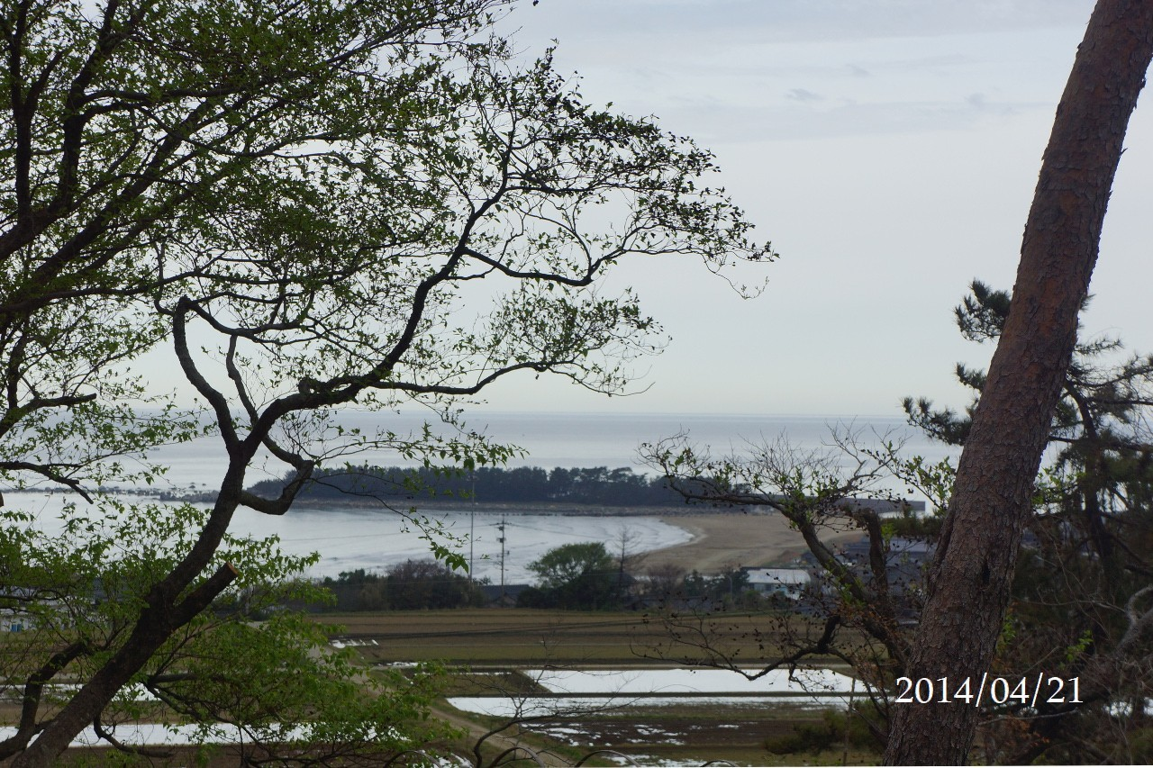 4月21日:日本海のうつろい