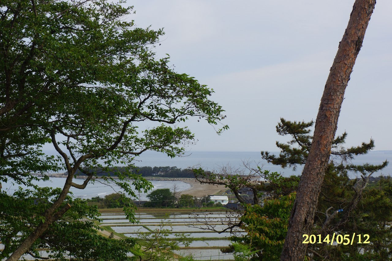 5月12日:日本海のうつろい