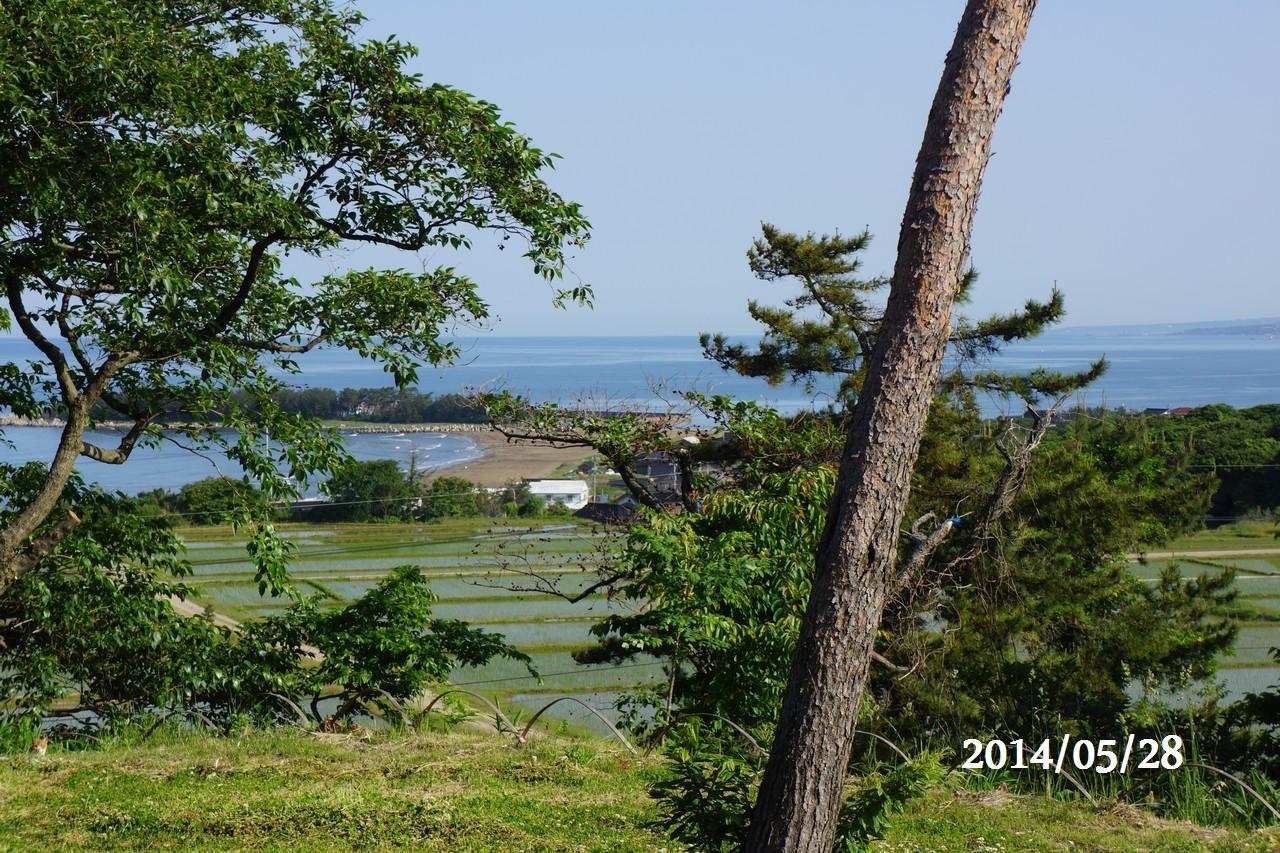 5月28日:日本海のうつろい