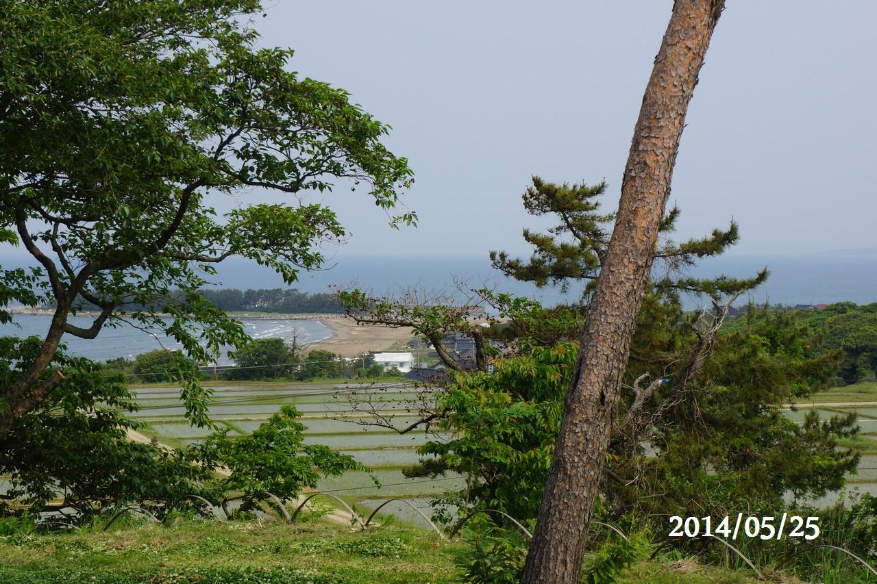 5月25日:日本海のうつろい