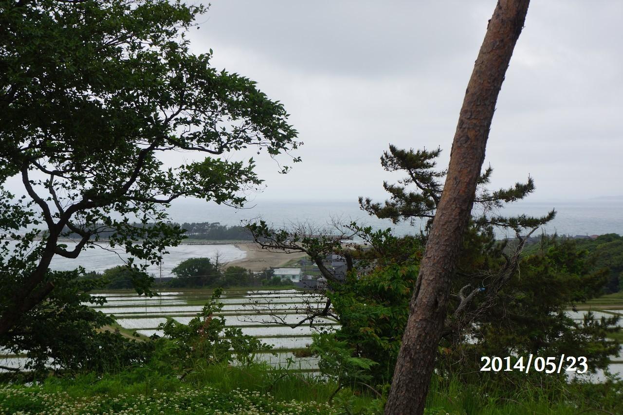 5月23日:日本海のうつろい