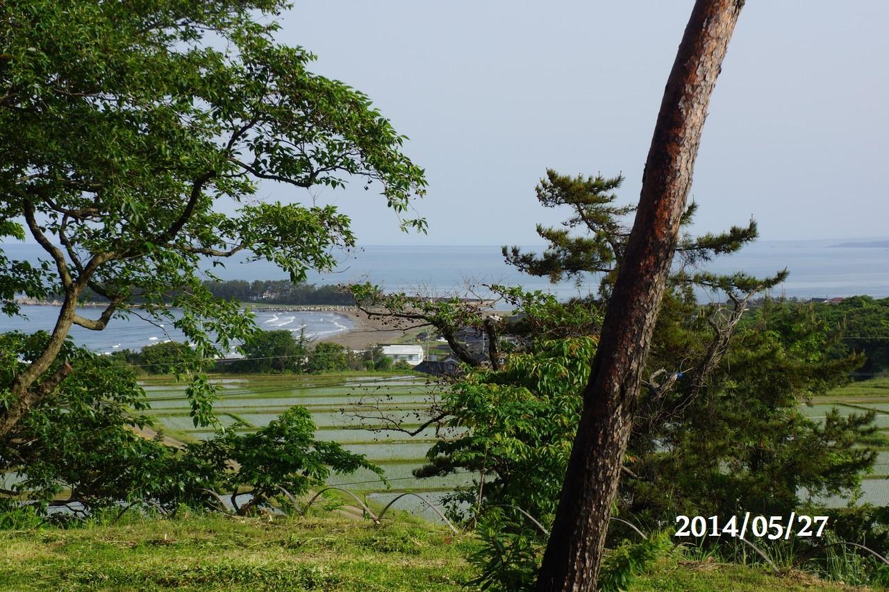5月27日:日本海のうつろい