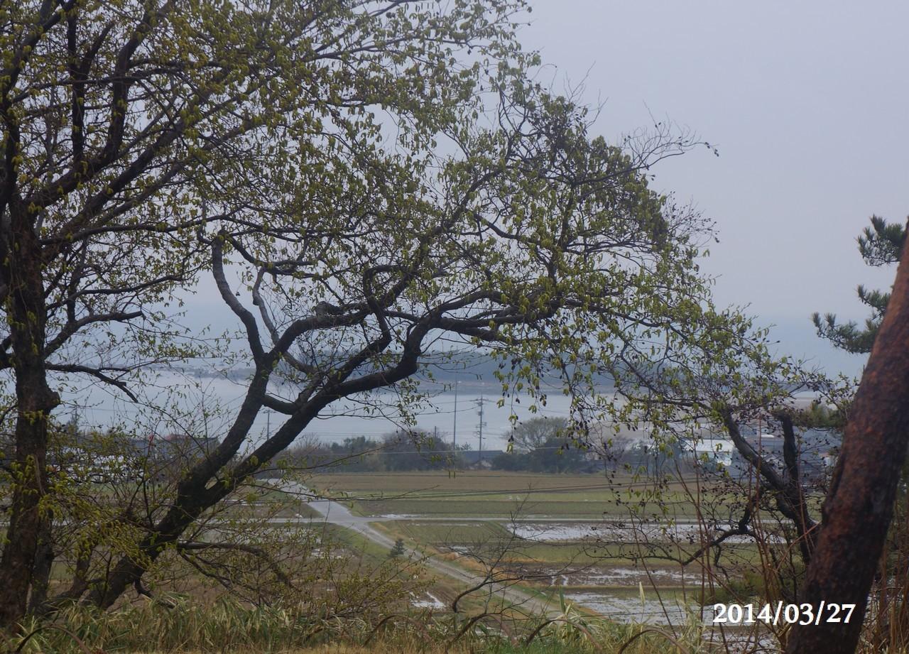 3月27日:日本海のうつろい