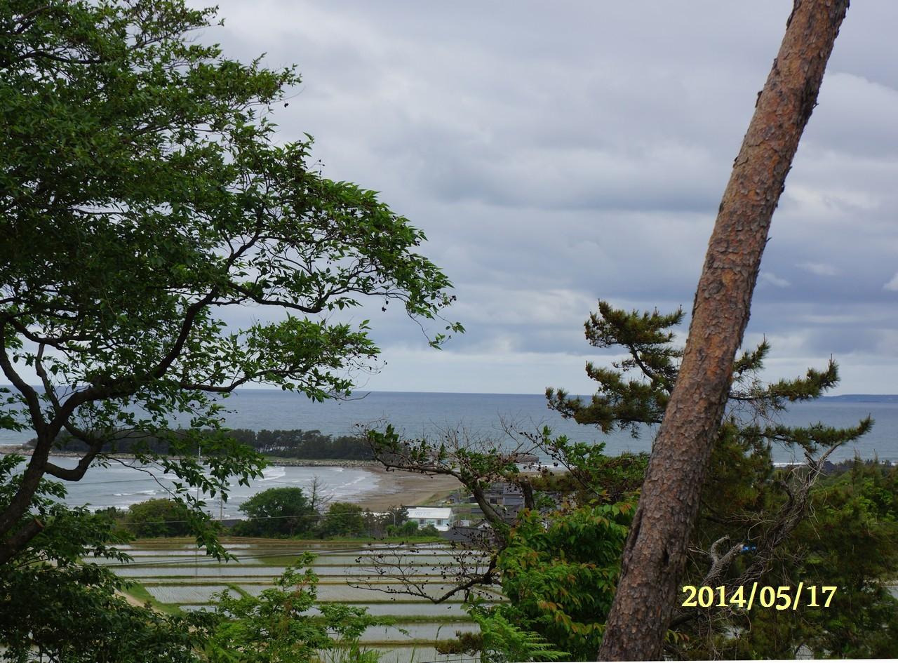 5月17日:日本海のうつろい