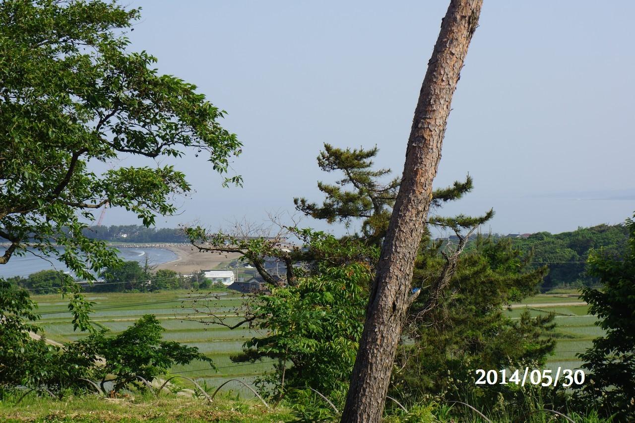 5月30日:日本海のうつろい