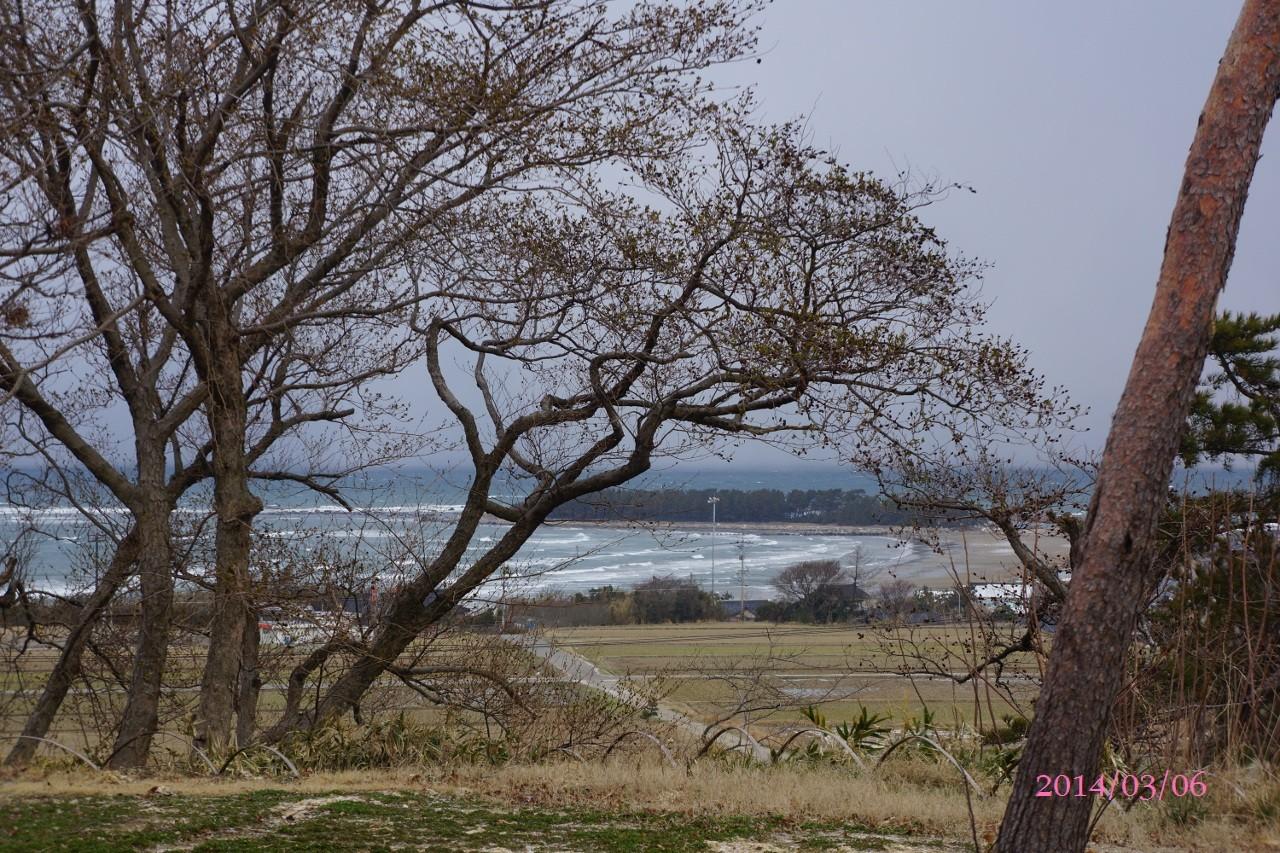 3月6日:日本海のうつろい