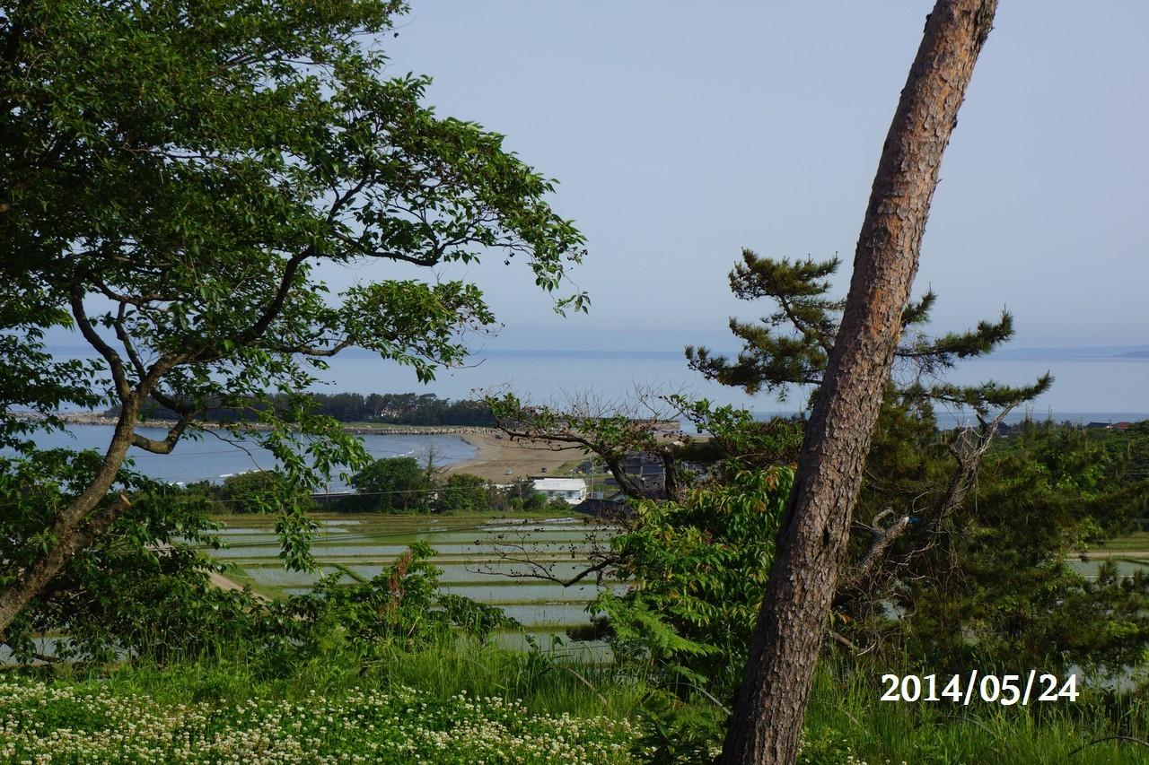 5月24日:日本海のうつろい