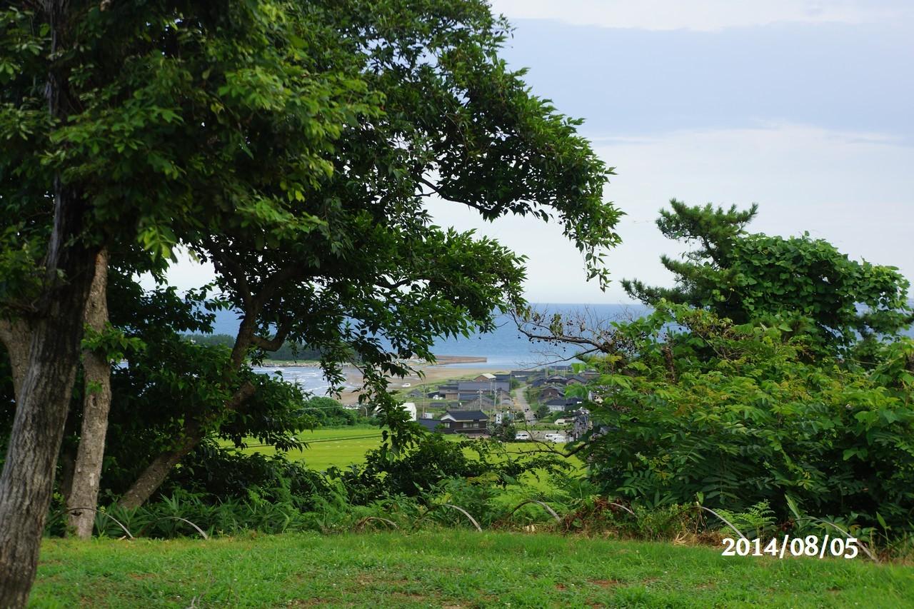 8月5日:日本海のうつろい
