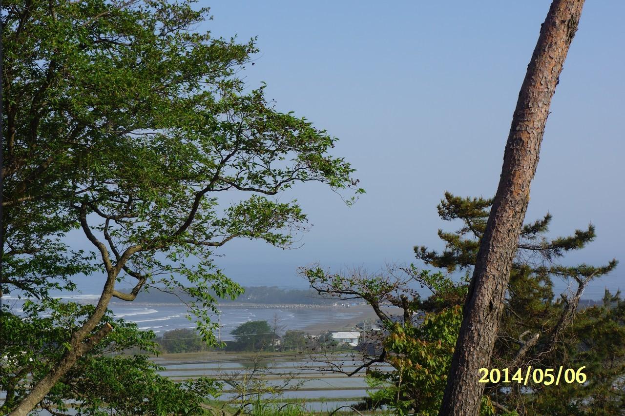 5月6日:日本海のうつろい