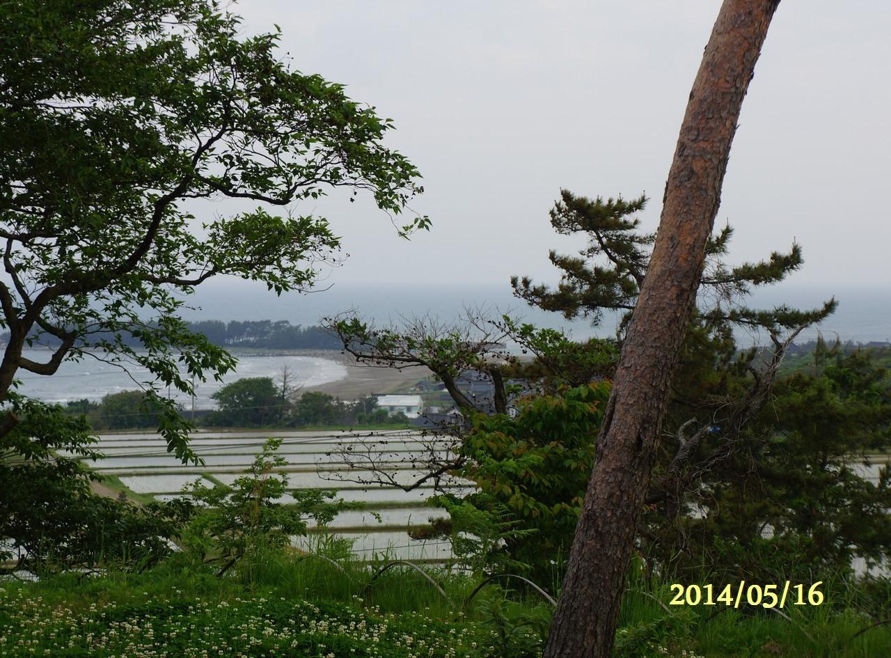 5月16日日本海のうつろい