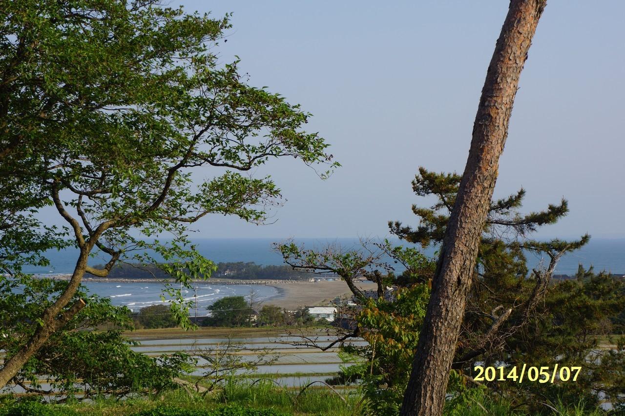 5月7日:日本海のうつろい
