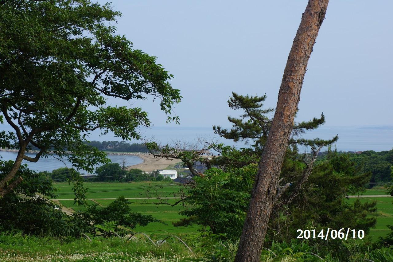6月10日:日本海のうつろい