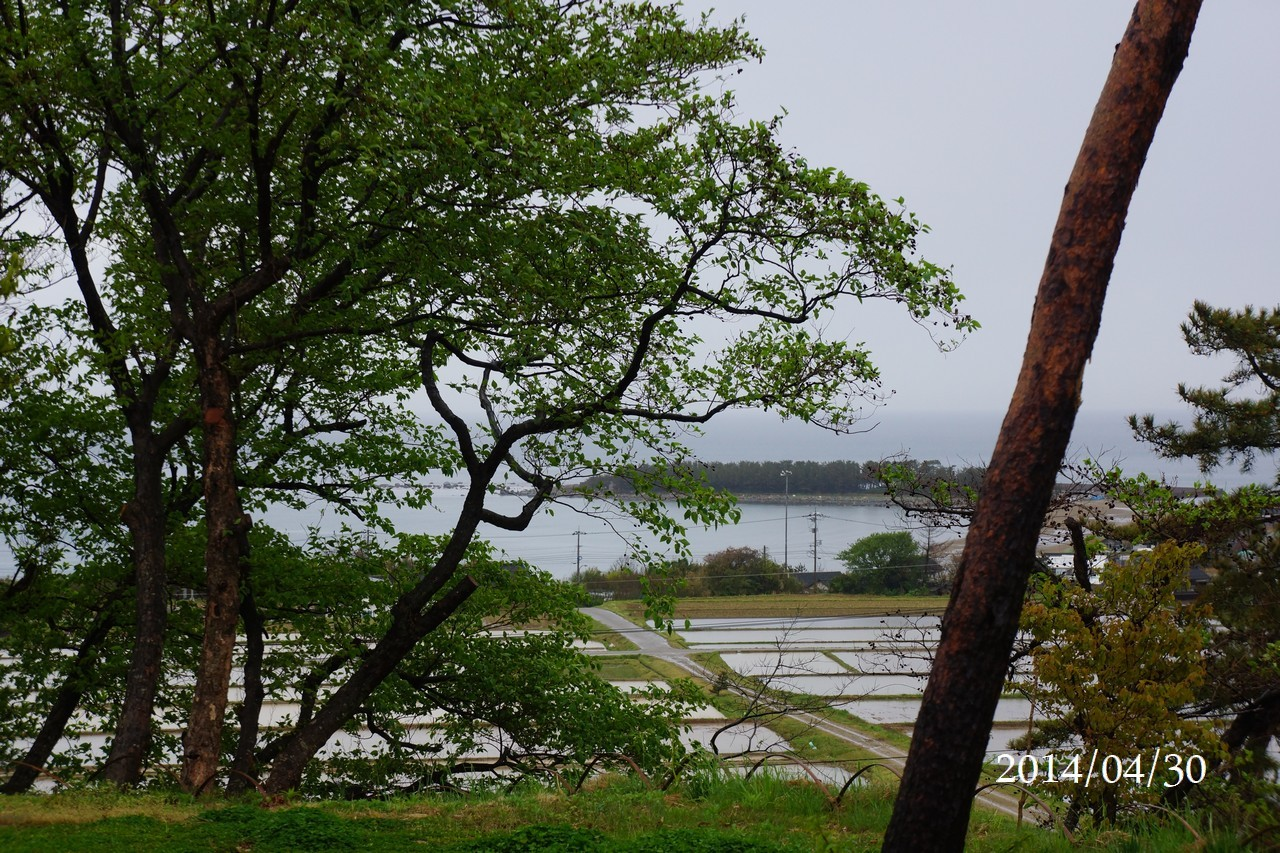 4月30日:日本海のうつろい