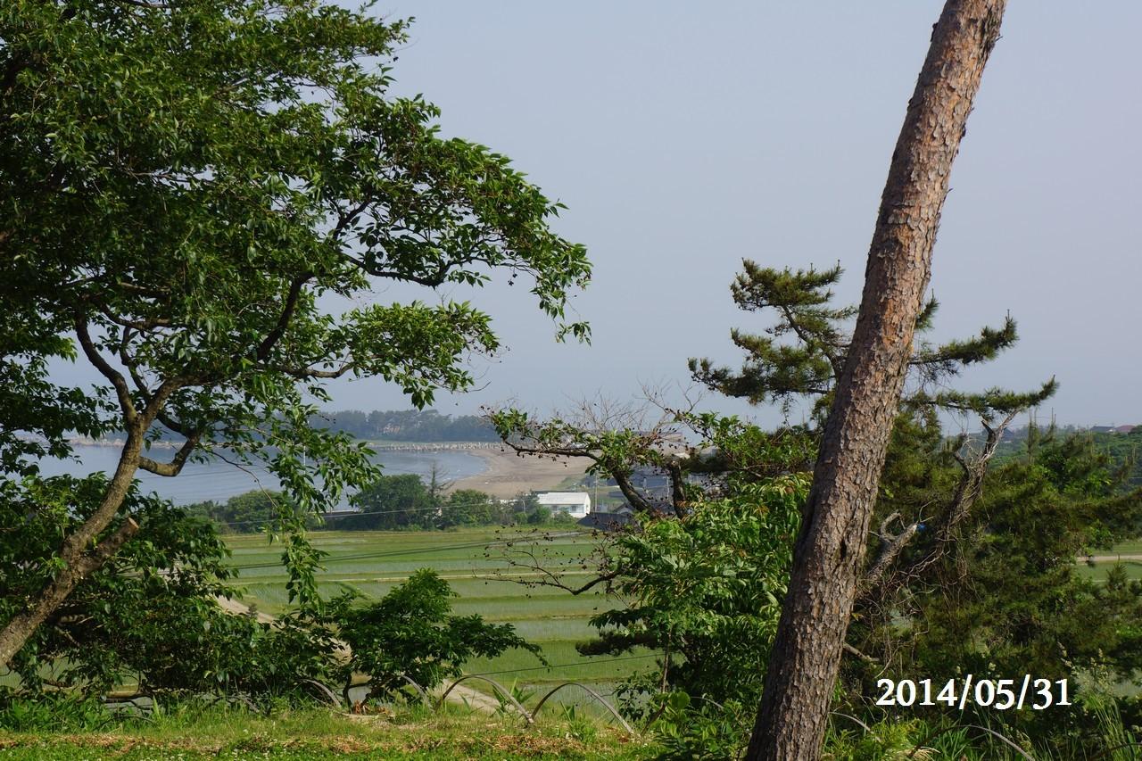 5月31日:日本海のうつろい