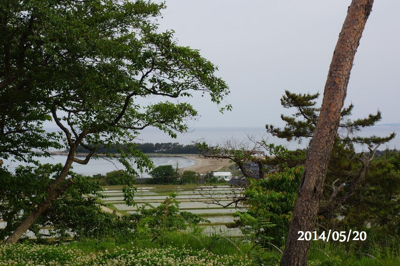 5月20日:日本海のうつろい