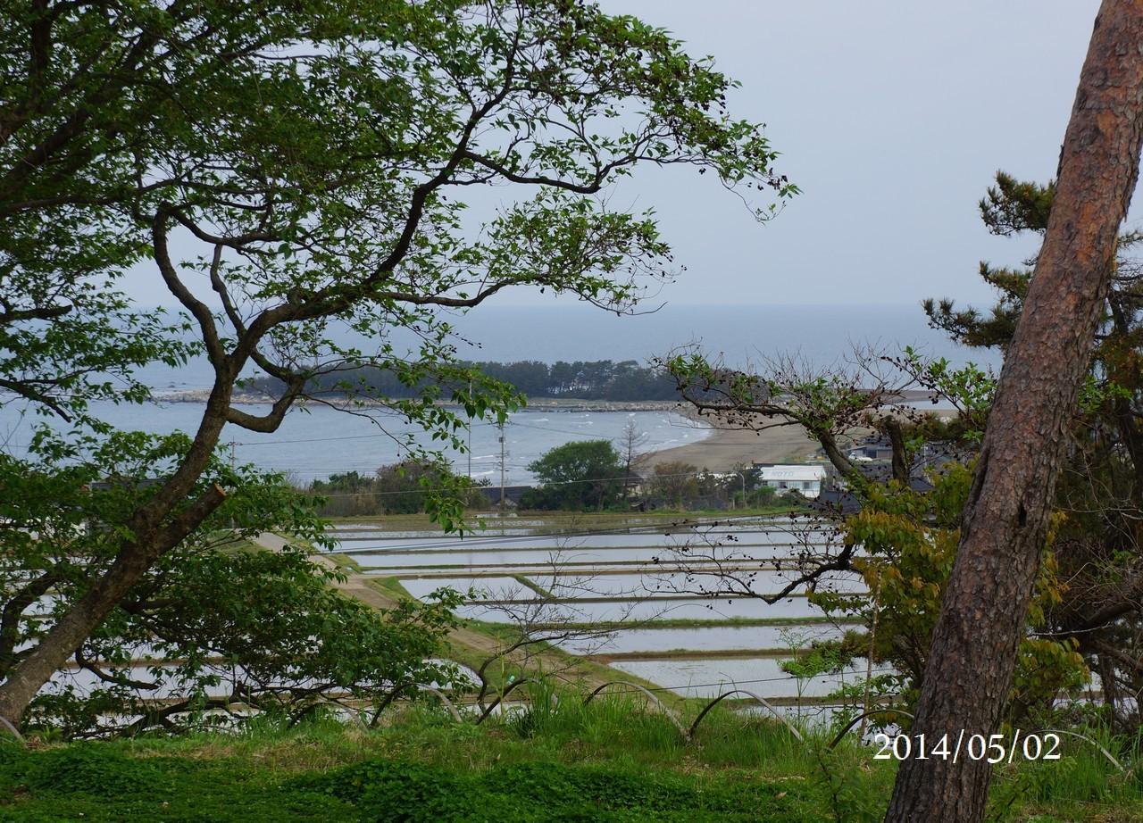 5月2日:日本海のうつろい