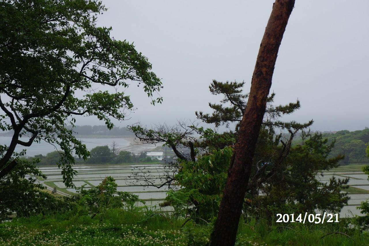 5月21日:日本海のうつろい
