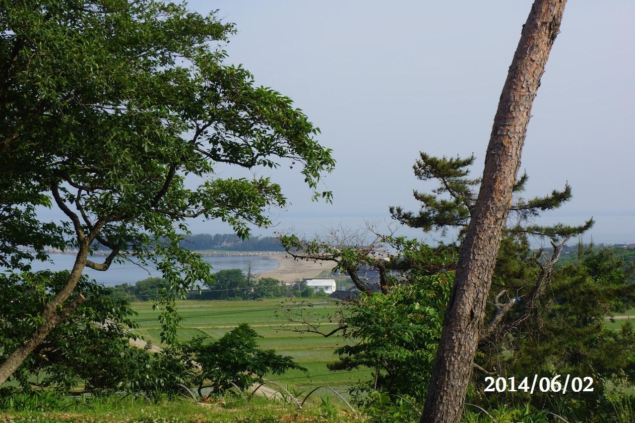6月2日:日本海のうつろい
