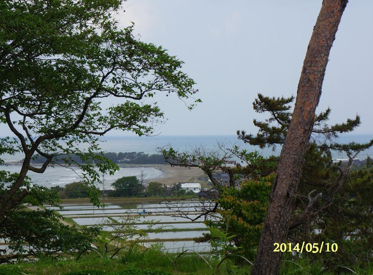 5月10日:日本海のうつろい