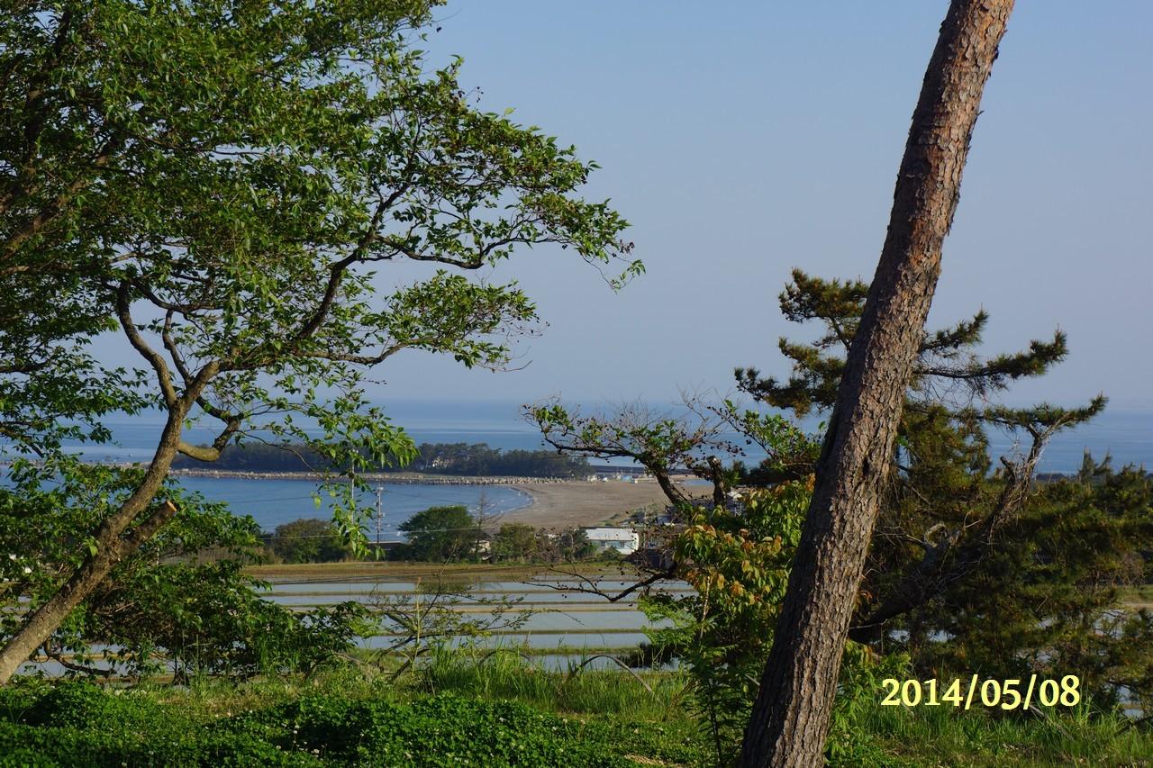 5月8日:日本海のうつろい