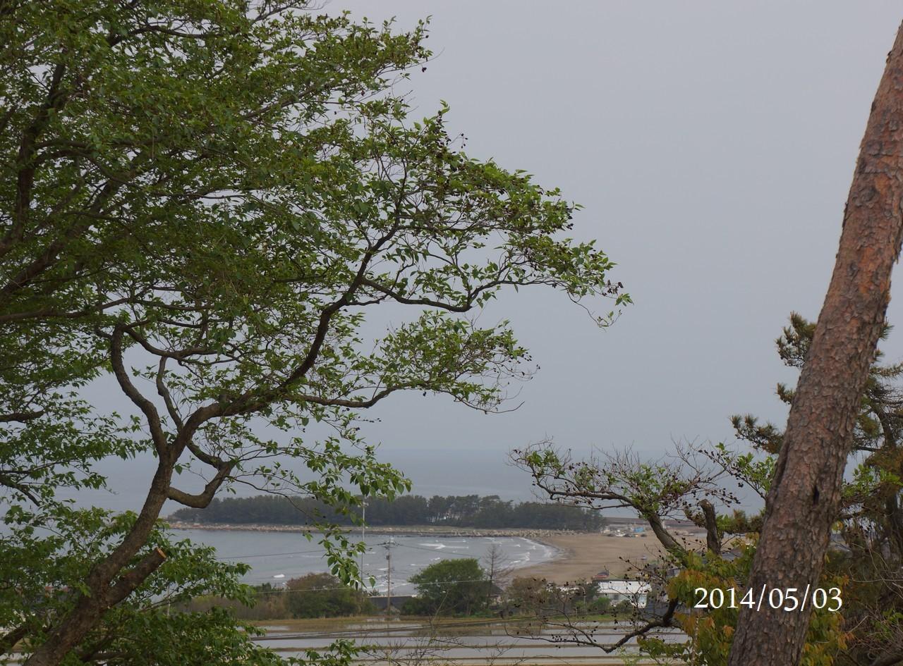 5月3日:日本海のうつろい