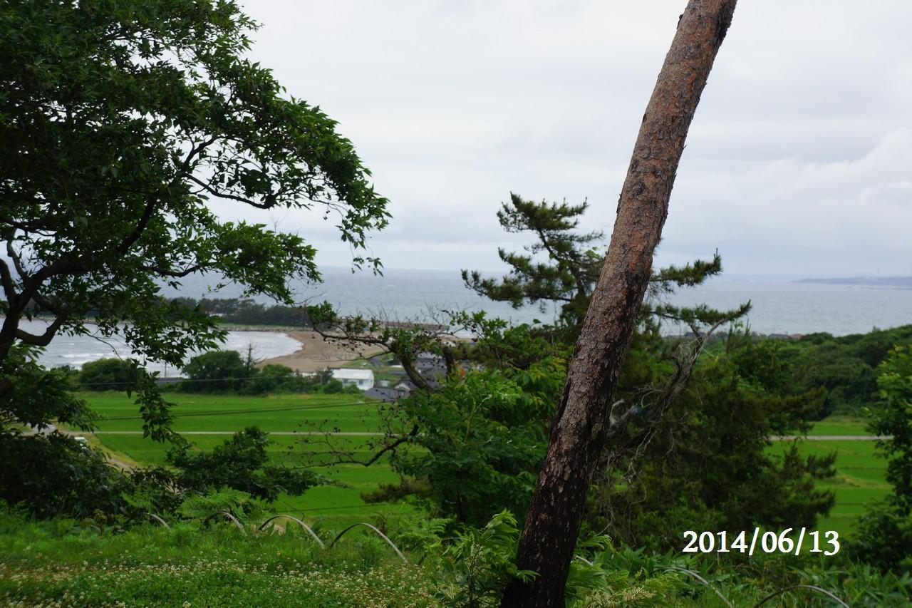 6月13日:日本海のうつろい