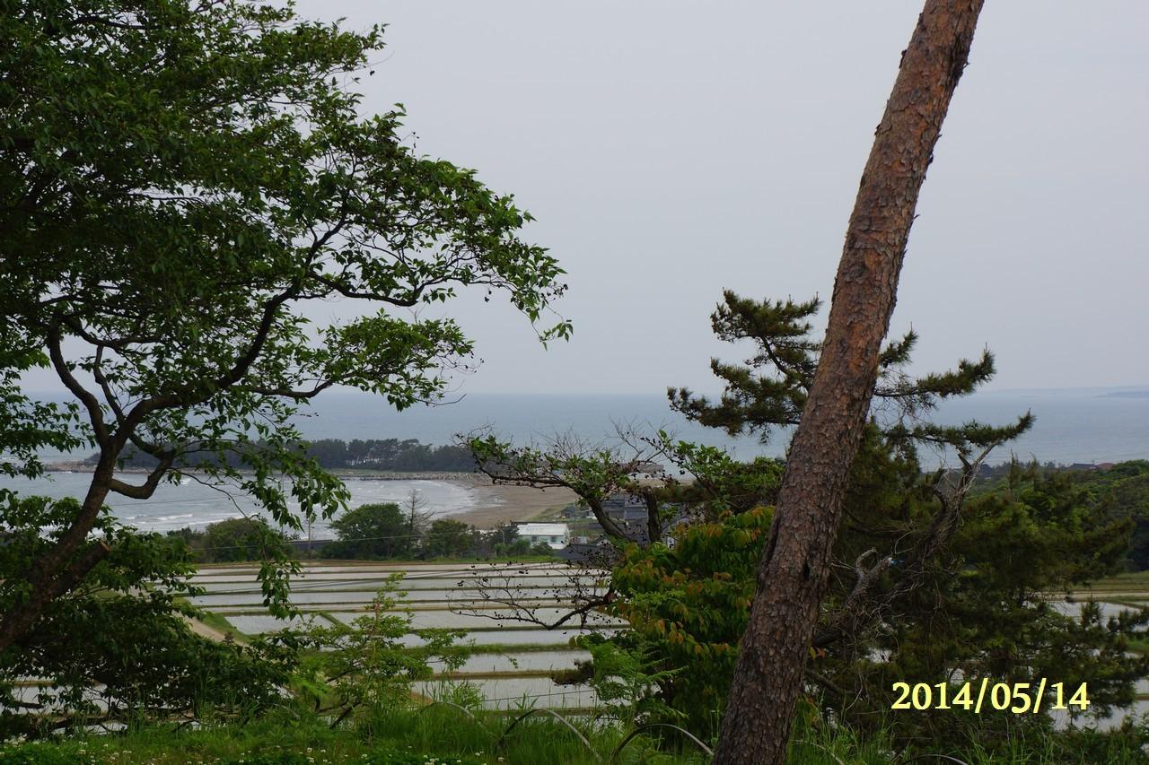 5月14日:日本海のうつろい