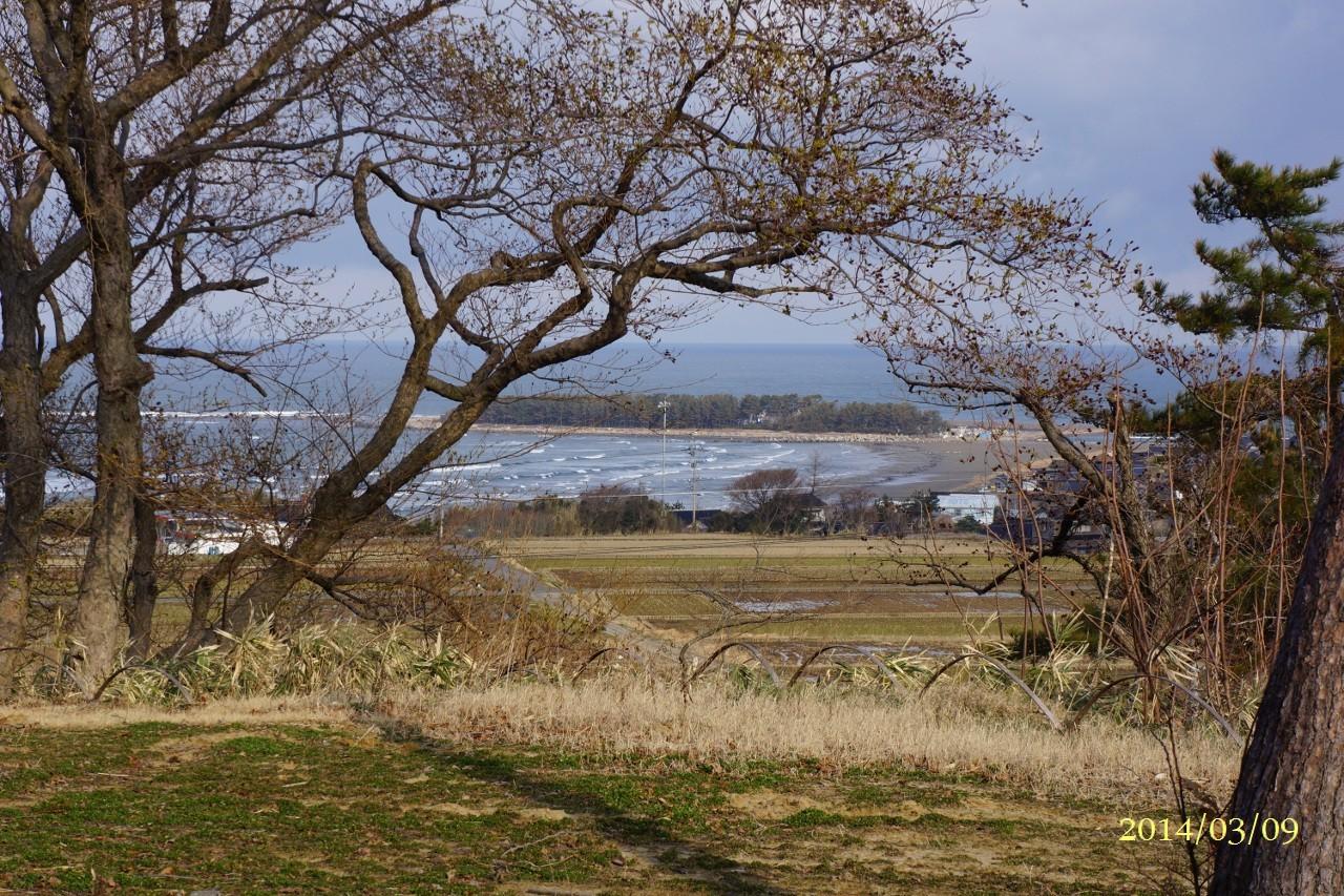 3月9日:日本海のうつろい