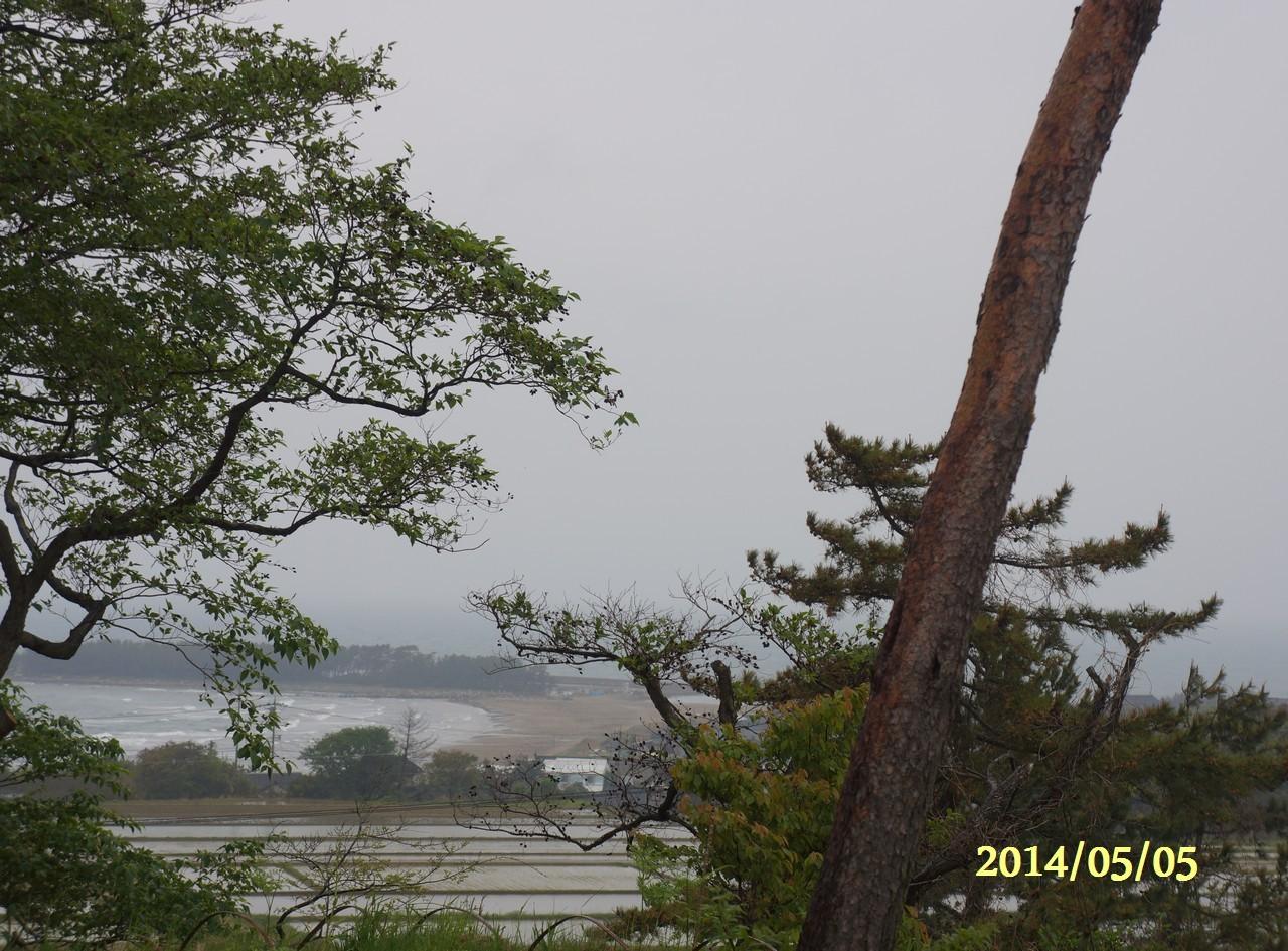 5月5日:日本海のうつろい