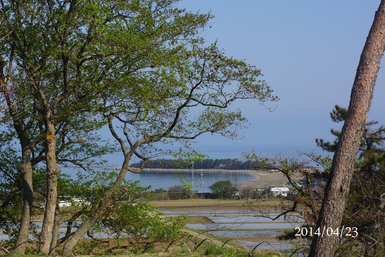 4月23日:日本海のうつろい