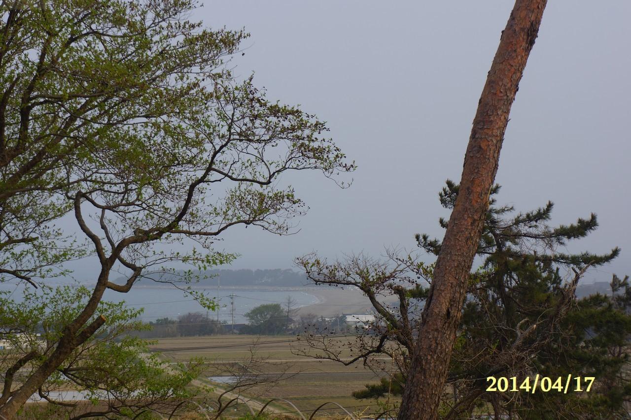 4月17日:日本海のうつろい