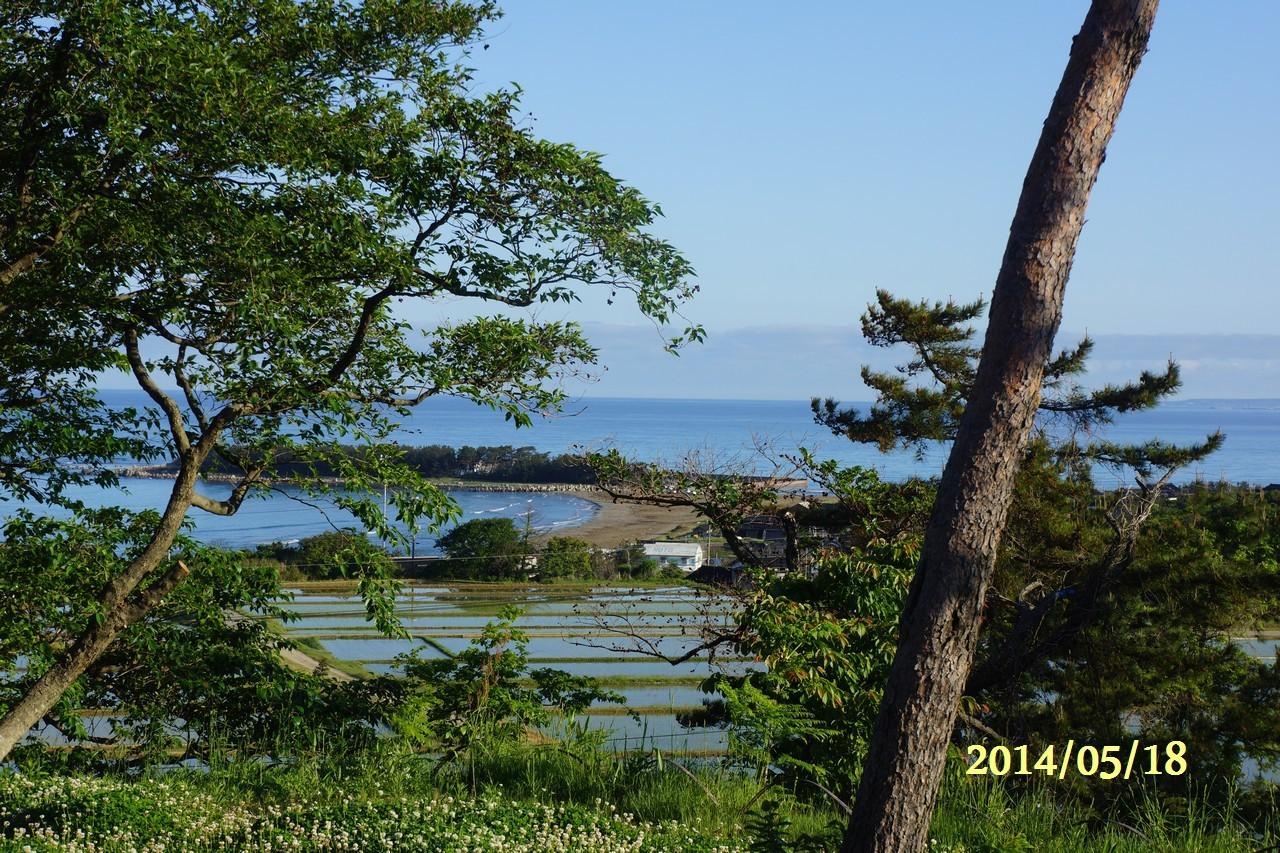 5月18日:日本海のうつろい